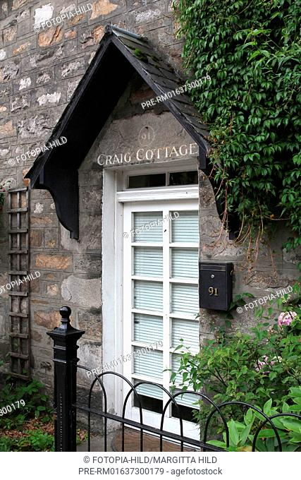 Craig Cottage, Pitlochry, Perth and Kinross, Perthshire, Highlands, Scotland, United Kingdom / Craig Cottage, Pitlochry, Perth and Kinross, Perthshire