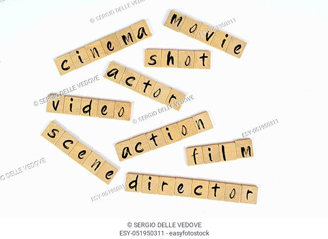 the concepts on the world of cinema