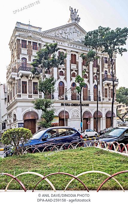 royal opera house, Mumbai, Maharashtra, India, Asia