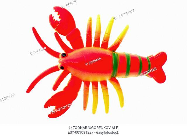 toy crayfish