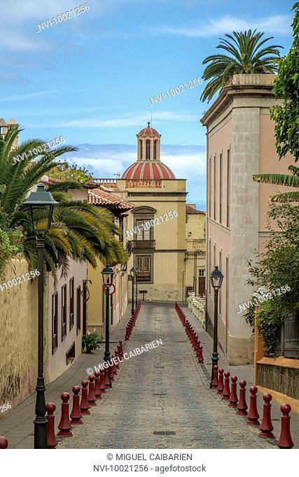 La Orotava, Tenerife, Spain