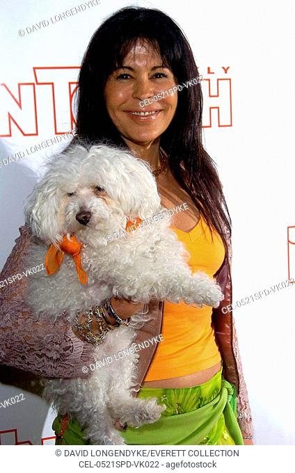 Maria Conchita Arlonso at arrivals for In Touch Weekly Pets and Their Stars Unleashed Party, Cabana Club, Los Angeles, CA, September 21, 2005