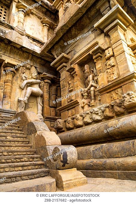 Gangaikondacholapuram, located in Tamil Nadu, was a former Cola's capital from about 1025 AD for about 250 years; the city was founded by the Chola King...