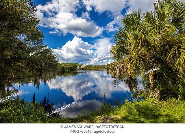 Deer Prairie Creek Preserve in Venice Florida