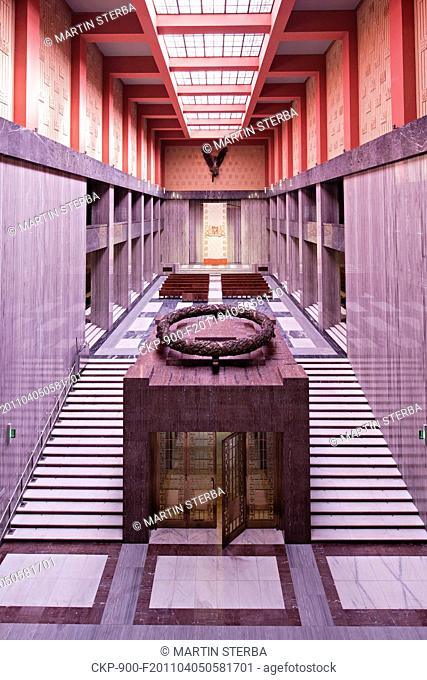 The Vitkov National Memorial was built in the years 1928-1938 in honour of the Czechoslovak legionaries, then it was rebuilt and extended after the end of the...