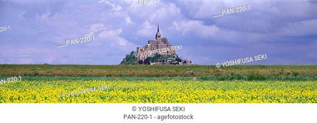 Mont Saint Michel, Bretagne/Brittany, Normandy, France