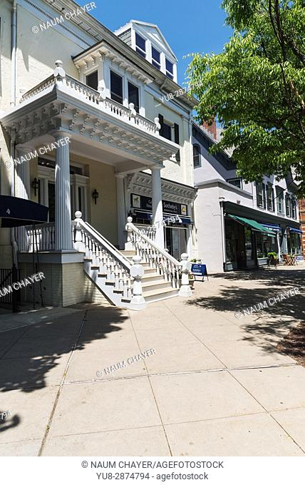 Sotheby's International Realty office, Princeton,, New Jersey, USA