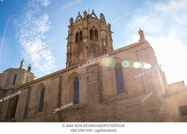 Church of Vallbona de les Monges cistercian women's monastery Catalonia