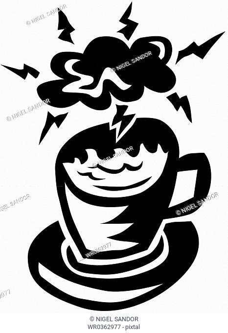 Explosive Coffee