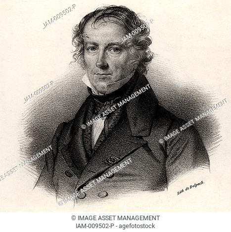 Jean Baptiste Biot 1774-1862 French physicist and astronomer  In 1804, with Gay-Lussac, Biot made the first balloon ascent specifically for scientific purposes...