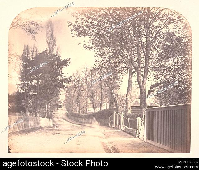 The Time of Promise. Artist: George Shadbolt (British, 1830-1901); Date: 1857; Medium: Albumen silver print; Classification: Photographs
