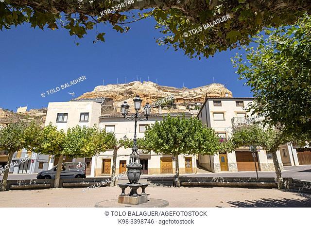 Castillo de San Esteban de Gormaz, San Esteban de Gormaz, Soria, Comunidad Autónoma de Castilla, Spain, Europe