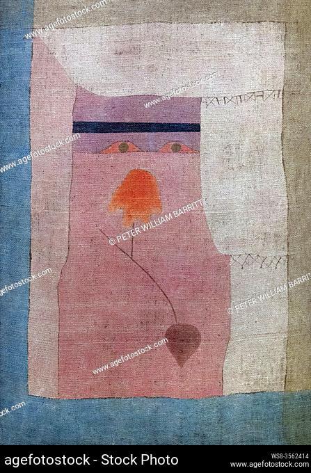 Arab Song, Paul Klee, 1932, Phillips Collection, Washington DC, USA, North America