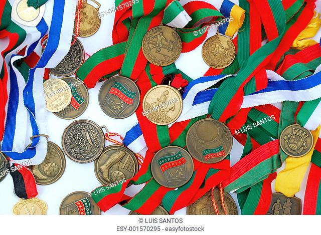 Medal award goes to..