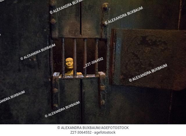 Hoa Lo Prison, Hanoi, Vietnam