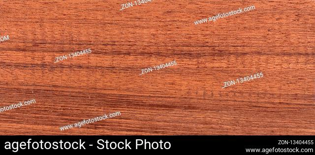 Wood background - Wood from the tropical rainforest - Suriname - Loxoterygium sagotii