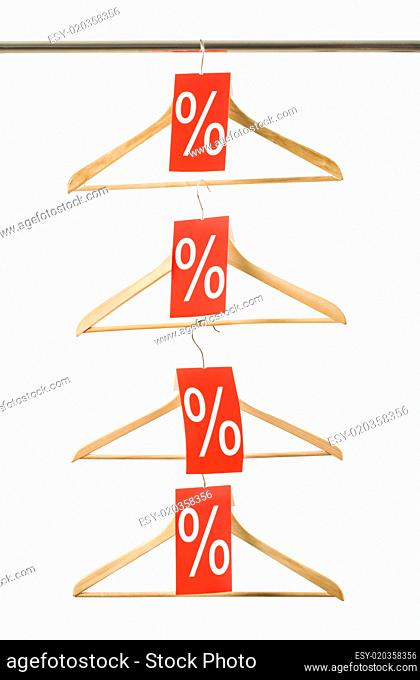 Discount on sale