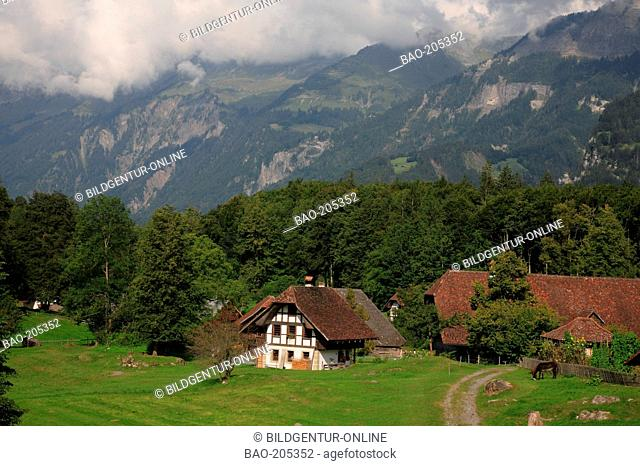 Ballenberg is an open air museum in Switzerland, near Breinz in canton Bernese Oberland, that displays traditional buildings and architecture from all over the...