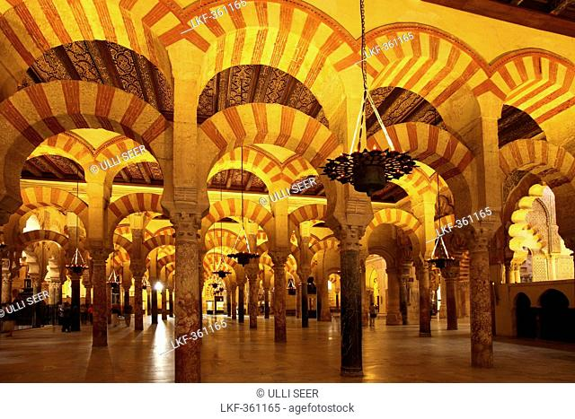 Cathedral Mezquita of Córdoba, Cordoba, Andalusia, Spain