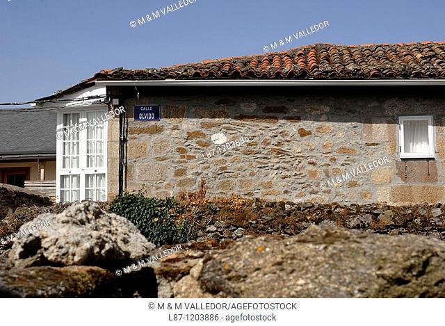 Castro Caldelas,terras de Trives,Ourense,Galicia,Spain