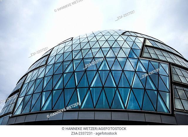 City Hall in London, UK