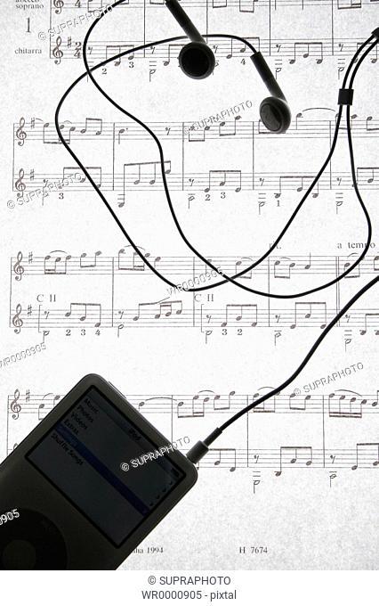 Walkman notes score