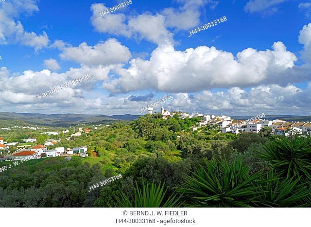 Ortsansicht, Panorama