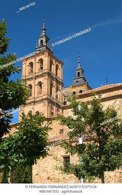 Gothic cathedral of Santa María (S. XV-XVI), Astorga, Camino de Santiago, León province, Castilla y León, Spain