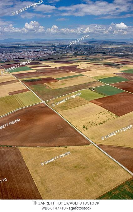 Don Benito, Extremadura, Spain - Aerial