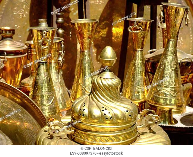 Copper chalices