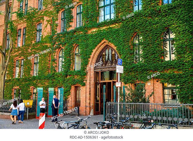Alexianer St. Hedwig-Krankenhaus, Grosse Hamburger Strasse, Mitte, Berlin, Deutschland