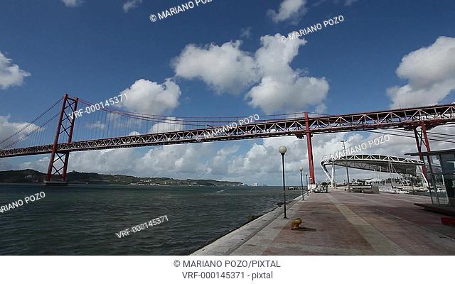 25 April bridge, Lisbon, Portugal