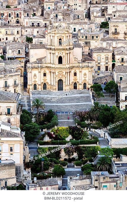 Duomo di San Pietro, Modica, Sicily, Italy