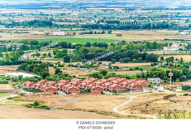 Spain, Autonomous community of Aragon, province of Huesca, allotment of the suburban area of Huesca