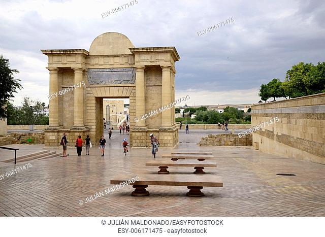 Gate Bridge in Cordoba, Andalucía, Spain