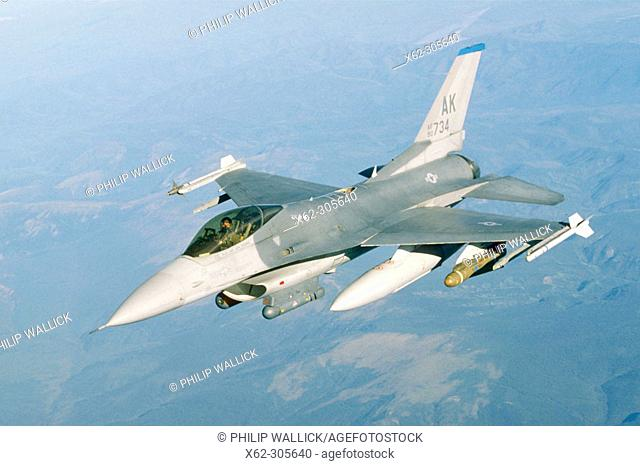 F-16 Fighting Falcon (USAF)