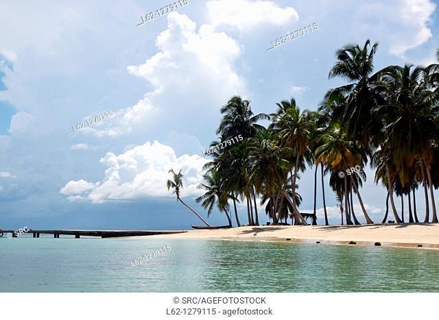 Dog Island, Ucubsuabti, Kuna Yala, San Blas islands, Panama, Caribbean