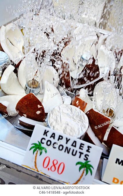 Coconut, Plaka District  Athens  Greece