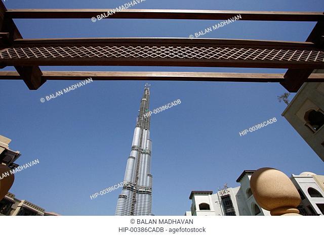 BURJ DUBAI,UAE