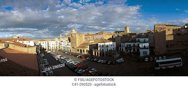 Caceres. Extremadura. Spain
