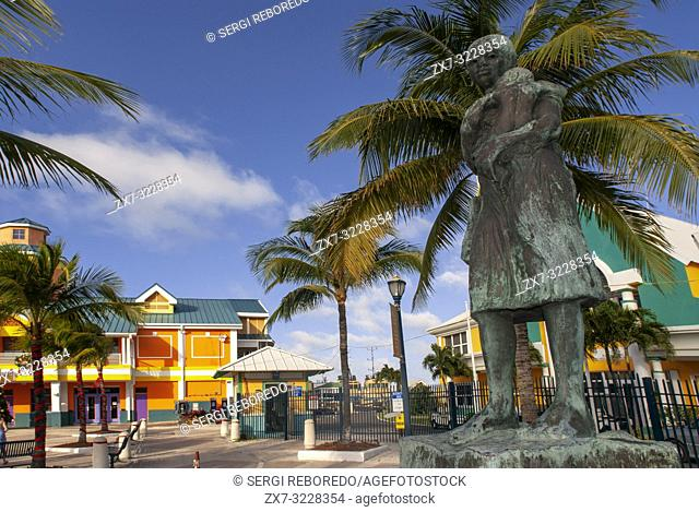 Festival Place in Nassau Bahamas