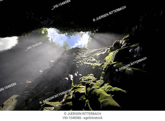 Canyon of Kavak, Canaima, Venezuela, South America, America - CANAIMA, VENEZUELA, 10/03/2008