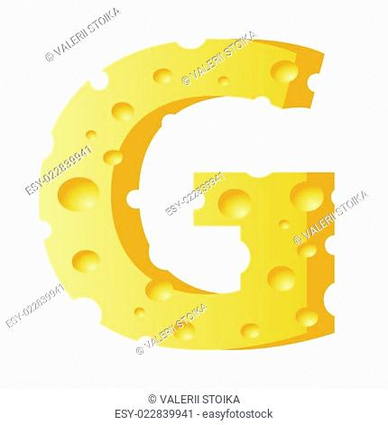 cheese letter