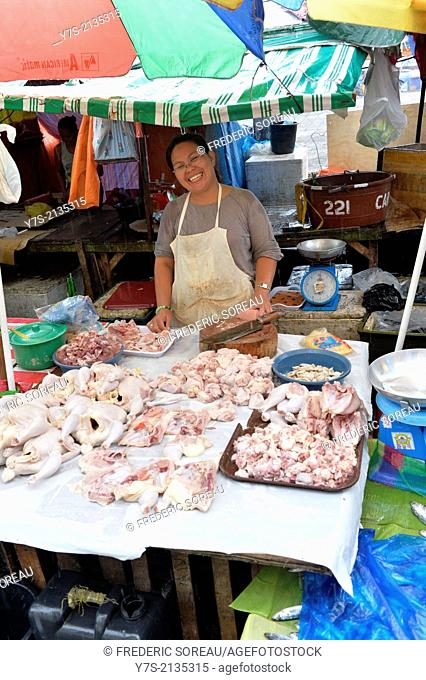 in Carbon Market,Cebu City,Cebu island,in the Central Visayas region of the Philippines,South East Asia