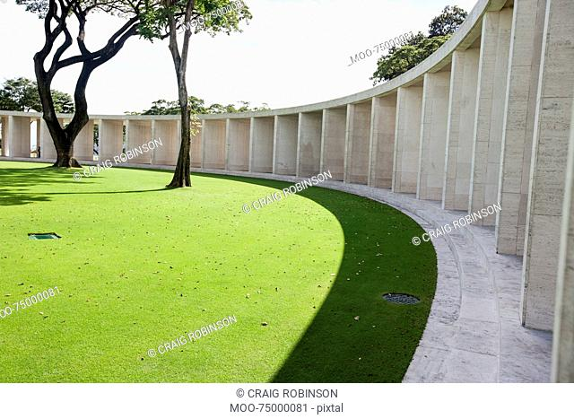 Manila American Cemetery and Memorial, Manila, Philippines