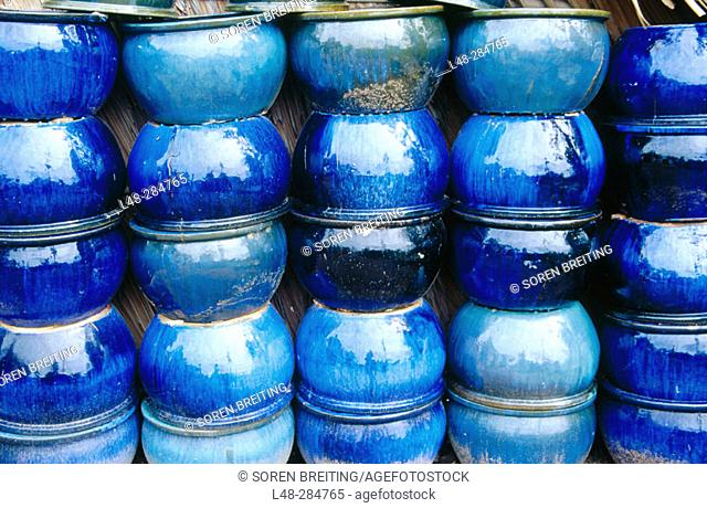Big ceramic jars from Vietnam