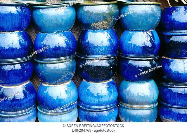 Big ceramic jars from Vietnam