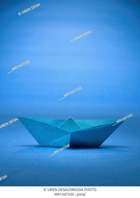 origami boat India