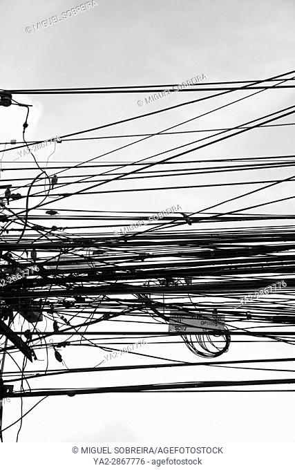 Overhead Cables Thailand
