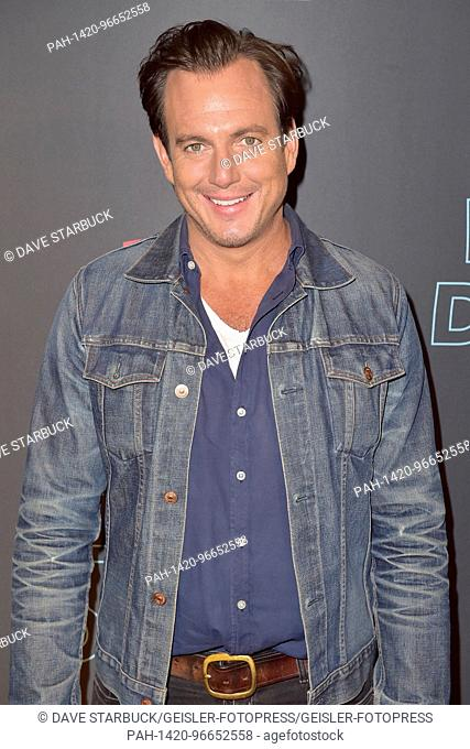 """Will Arnett at the premiere of the series """"Hot Date"""" at restaurant Estrella. West Hollywood, 02.11.2017 